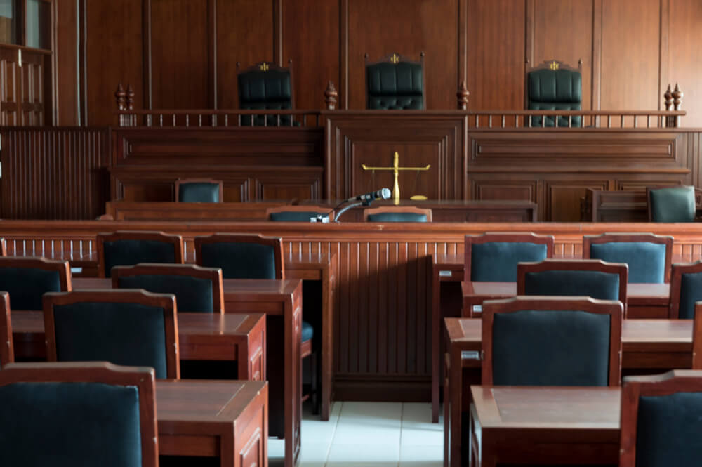 Alternatives To The Public Courtroom