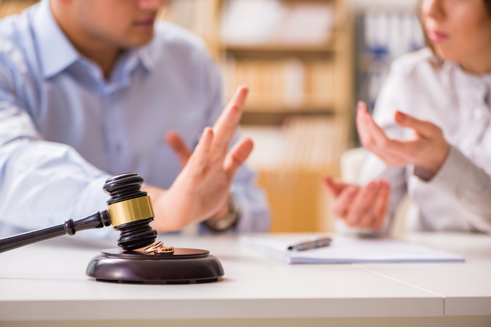 Automatic Temporary Restraining Orders For All Parties To A Divorce
