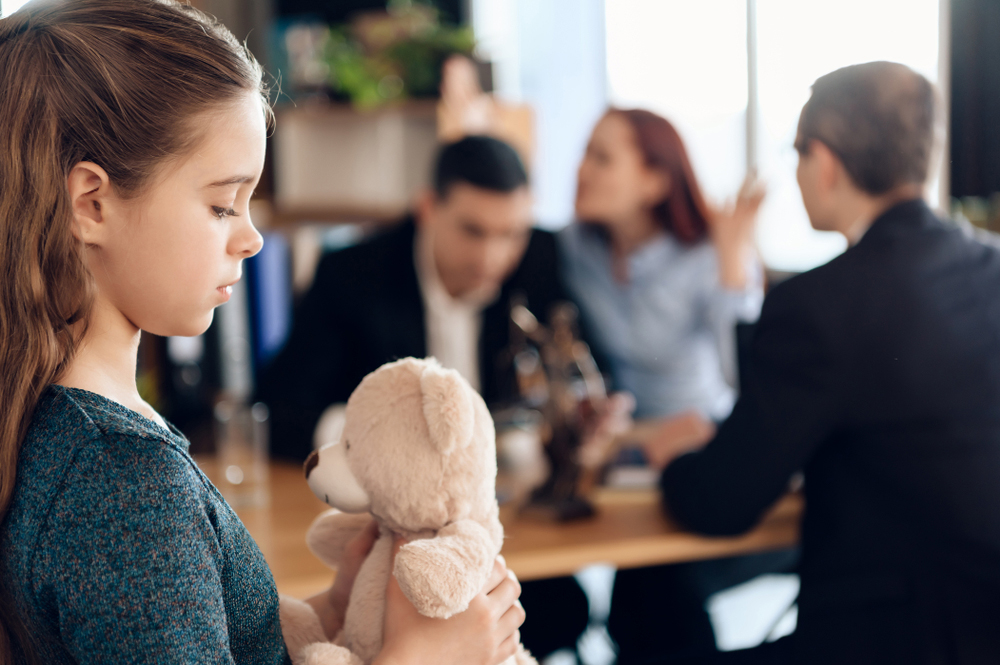 Children's Recovery From Divorce