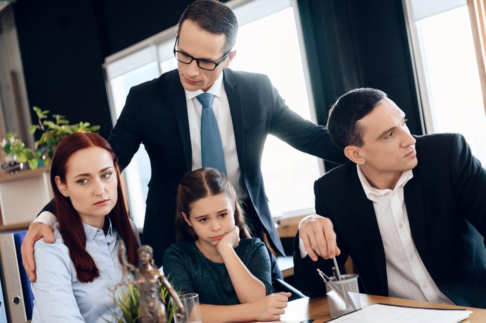 Divorce And Parenting Plan