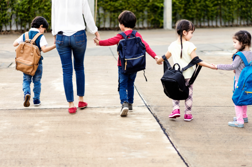 Keeping Children Together – More On Siblings Rights
