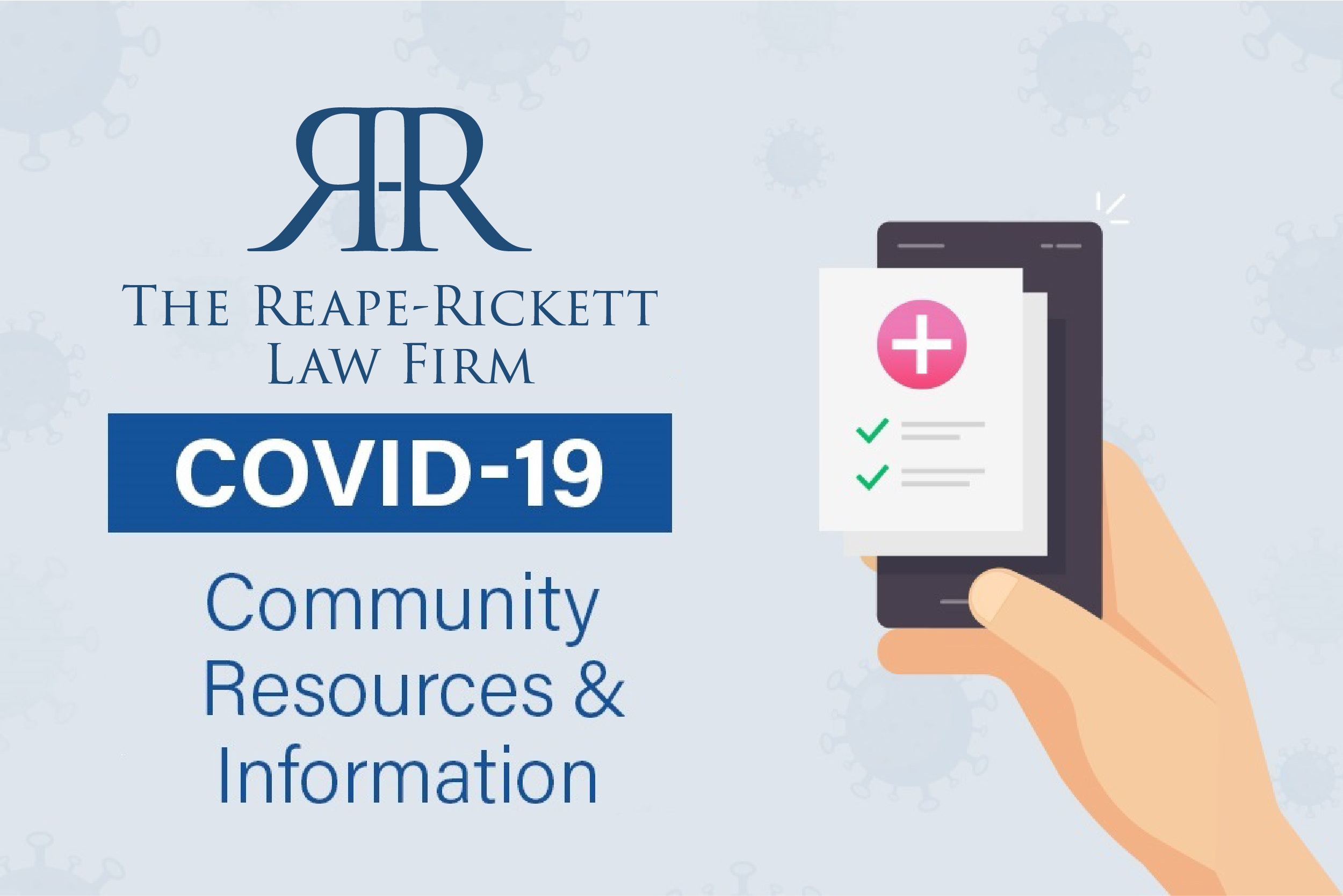 COVID-19 Community Resources & Information