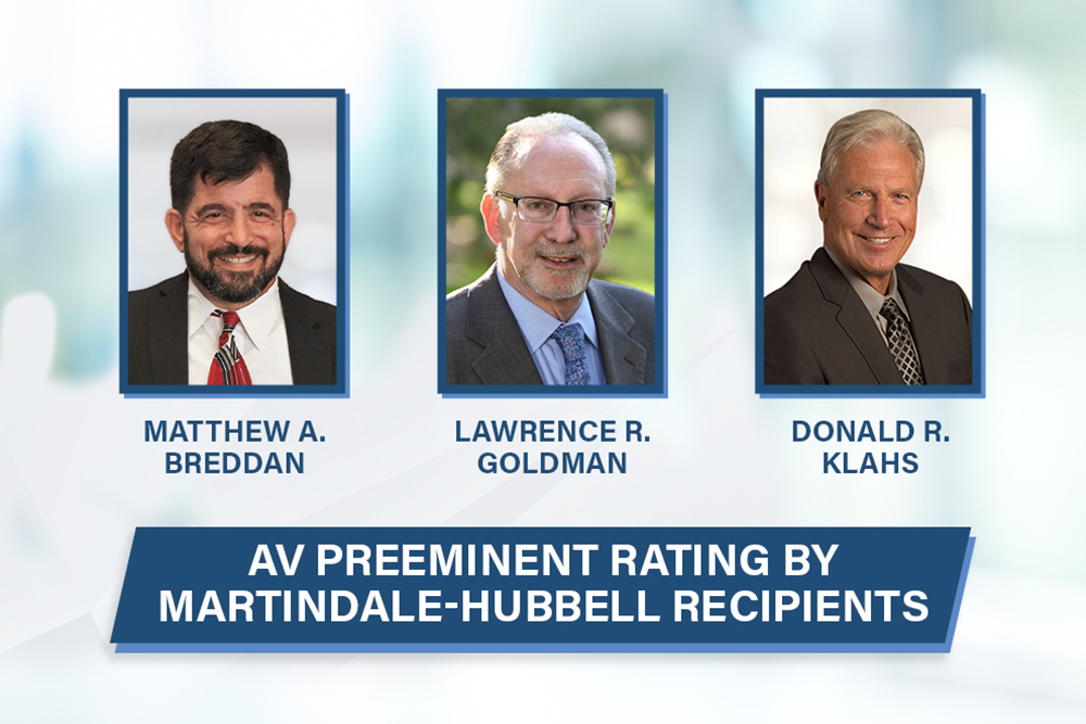 Reape-Rickett Attorneys Receive Highest Ethical Rating