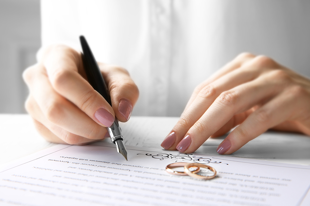 Planning Your Wedding? Don't Forget to Plan a Prenuptial or Post-Nuptial Agreement
