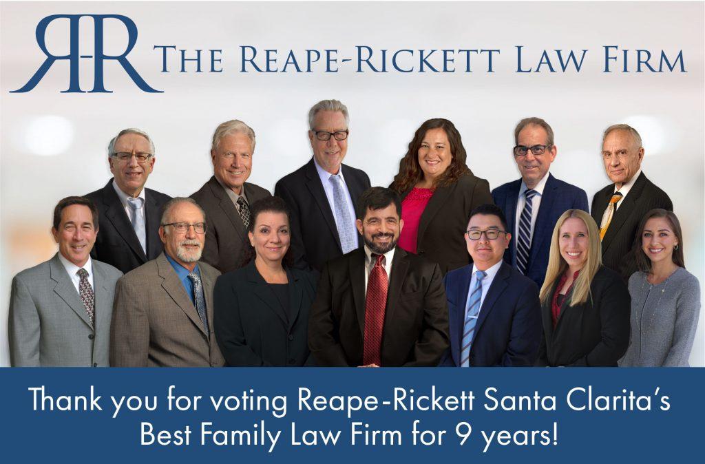 Santa Clarita's Best Family Law Firm